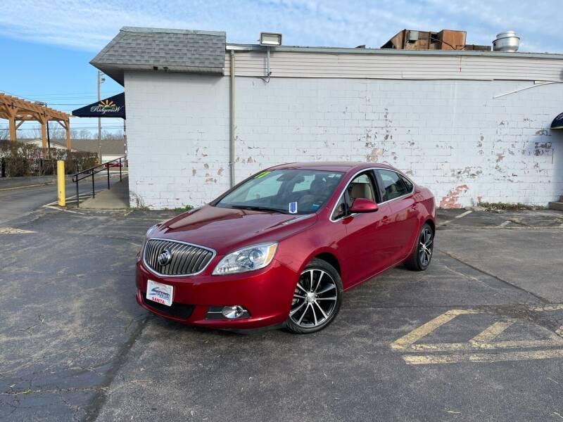 2017 Buick Verano for sale at Santa Motors Inc in Rochester NY