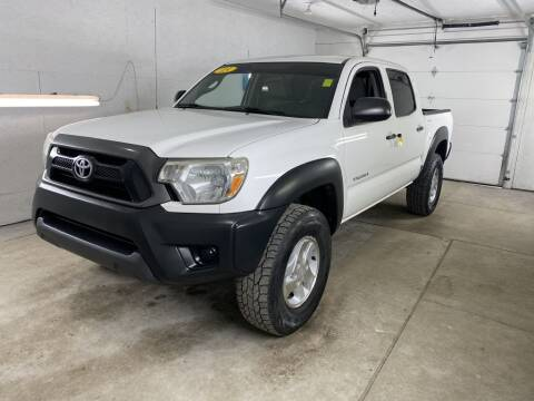 2013 Toyota Tacoma for sale at 4 Friends Auto Sales LLC in Indianapolis IN