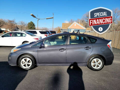 2012 Toyota Prius for sale at Truck 'N Auto Brokers in Pocatello ID