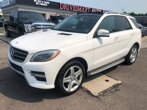 2014 Mercedes-Benz M-Class for sale at DriveSmart Auto Sales in West Chester OH