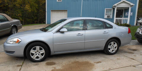 2006 Chevrolet Impala for sale at Keiter Kars in Trafford PA