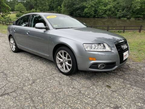 2011 Audi A6 for sale at Matrix Autoworks in Nashua NH