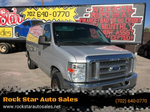 2011 Ford E-Series Cargo for sale at Rock Star Auto Sales in Las Vegas NV