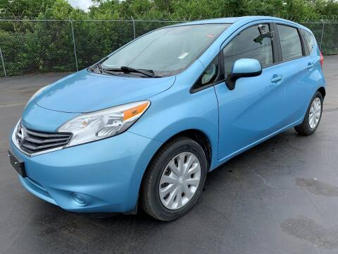 2014 Nissan Versa Note for sale at American Motors Inc. - Cahokia in Cahokia IL