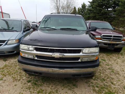 2002 Chevrolet Suburban for sale at Craig Auto Sales in Omro WI