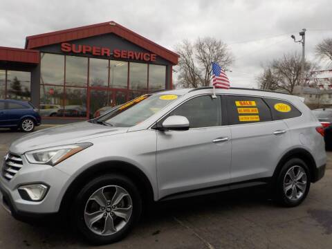 2015 Hyundai Santa Fe for sale at Super Service Used Cars in Milwaukee WI