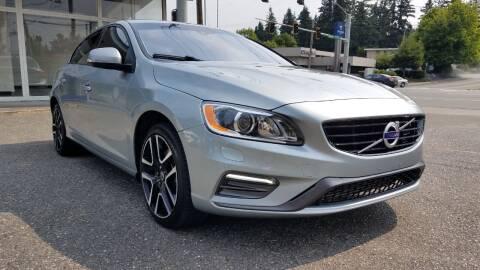 2017 Volvo S60 for sale at Seattle's Auto Deals in Everett WA
