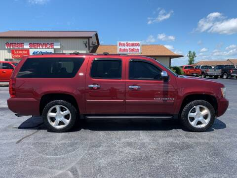 2008 Chevrolet Suburban for sale at Pro Source Auto Sales in Otterbein IN