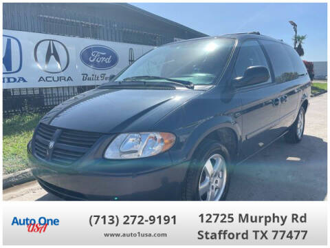 2007 Dodge Grand Caravan for sale at Auto One USA in Stafford TX