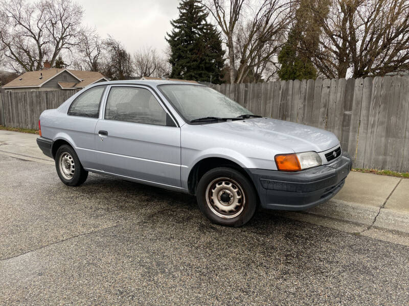 1995 Toyota Tercel for sale at Ace Auto Sales in Boise ID