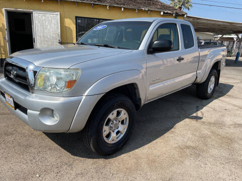 2007 Toyota Tacoma for sale at JR'S AUTO SALES in Pacoima CA