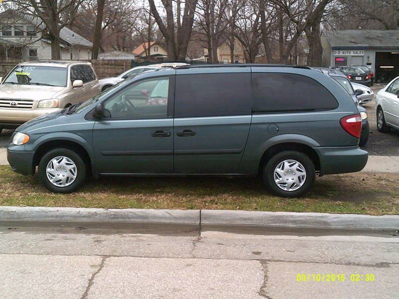 2007 Dodge Grand Caravan for sale at D & D Auto Sales in Topeka KS