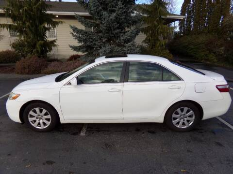 2007 Toyota Camry for sale at Signature Auto Sales in Bremerton WA