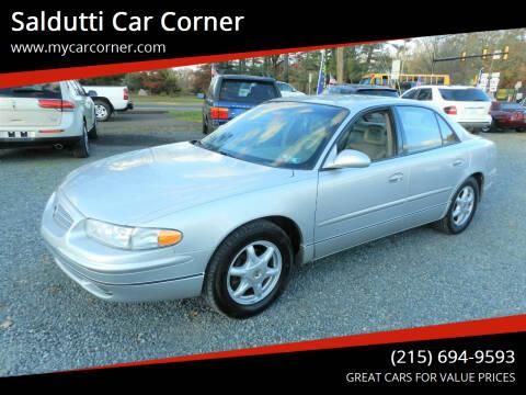 2003 Buick Regal for sale at Saldutti Car Corner in Gilbertsville PA