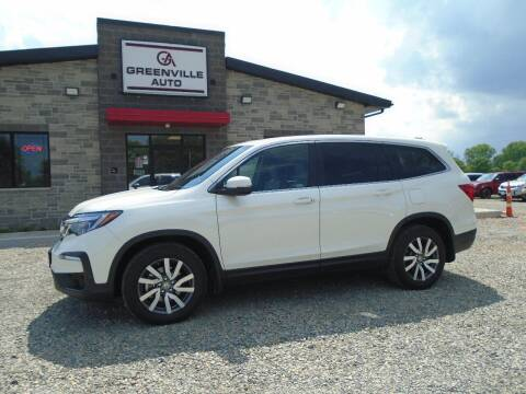 2019 Honda Pilot for sale at GREENVILLE AUTO & RV in Greenville WI