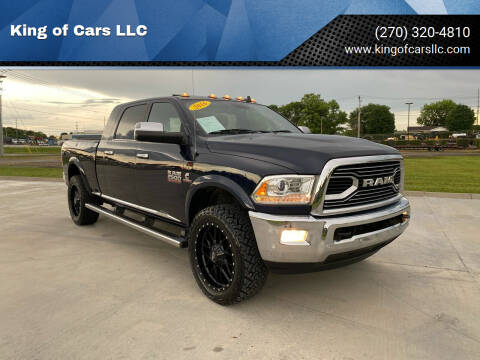 2016 RAM Ram Pickup 2500 for sale at King of Cars LLC in Bowling Green KY