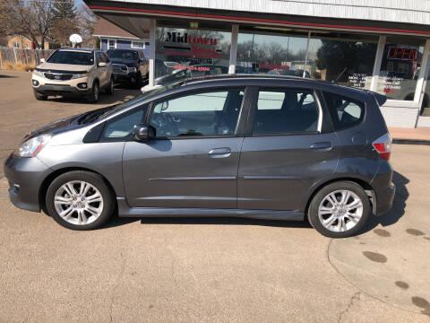 2011 Honda Fit for sale at Midtown Motors in North Platte NE
