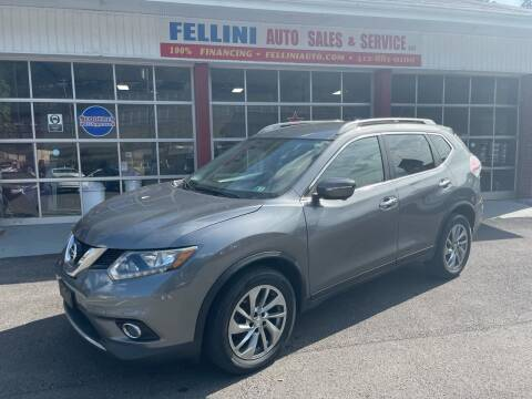 2014 Nissan Rogue for sale at Fellini Auto Sales & Service LLC in Pittsburgh PA