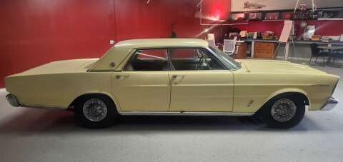 1966 Ford LTD for sale at PREMIERMOTORS  INC. in Milton Freewater OR