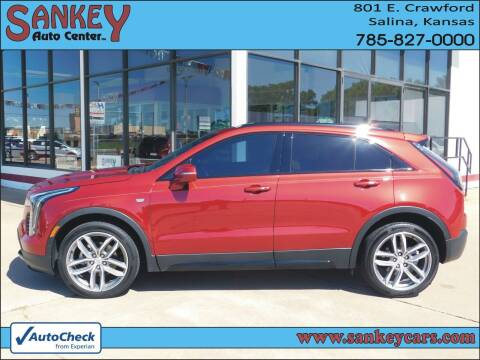 2019 Cadillac XT4 for sale at Sankey Auto Center, Inc in Salina KS