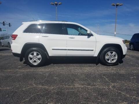 2013 Jeep Grand Cherokee for sale at MnM The Next Generation in Jefferson City MO
