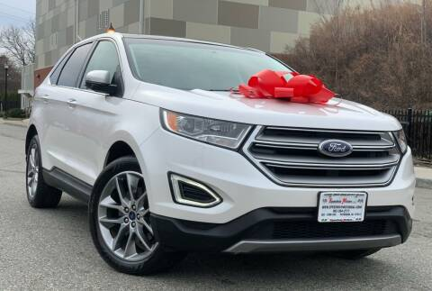 2015 Ford Edge for sale at Speedway Motors in Paterson NJ