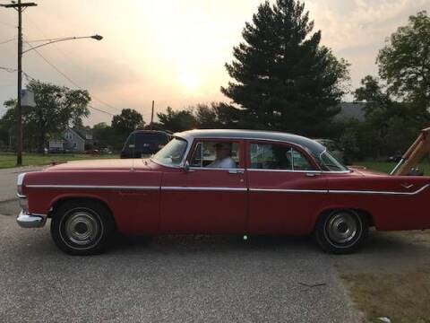 1956 Desoto Firedome for sale at Classic Car Deals in Cadillac MI