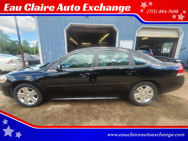 2014 Chevrolet Impala Limited for sale at Eau Claire Auto Exchange in Elk Mound WI