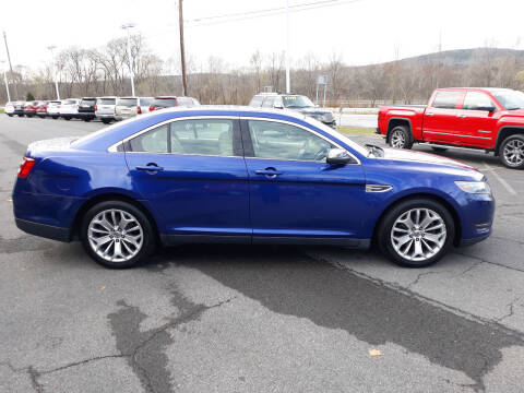 2014 Ford Taurus for sale at Feduke Auto Outlet in Vestal NY