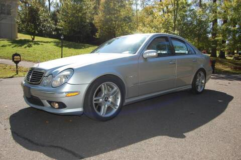 2005 Mercedes-Benz E-Class for sale at New Hope Auto Sales in New Hope PA