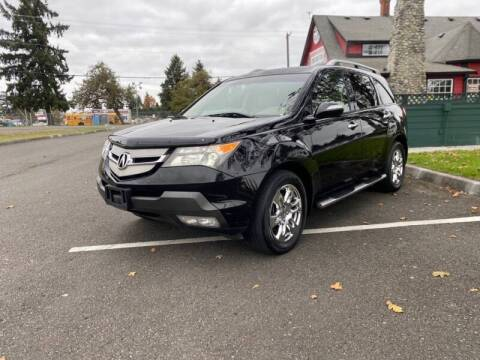 2007 Acura MDX for sale at Apex Motors Parkland in Tacoma WA