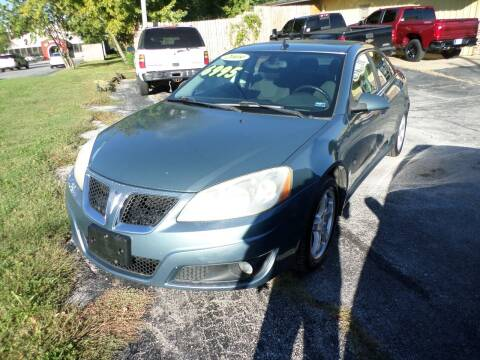 2009 Pontiac G6 for sale at Credit Cars of NWA in Bentonville AR
