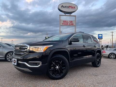 2018 GMC Acadia for sale at AutoMax of Memphis - V Brothers in Memphis TN