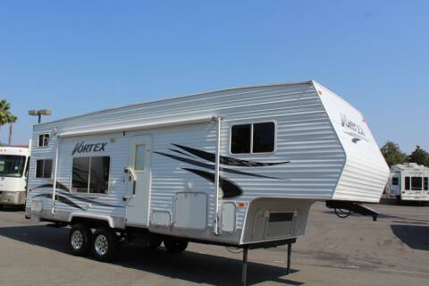 2006 Thor Industries Vortex 275 WTB for sale at Rancho Santa Margarita RV in Rancho Santa Margarita CA