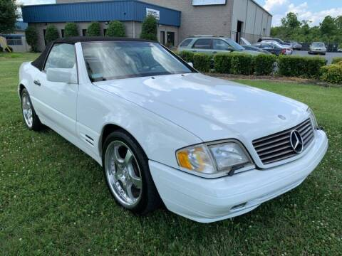 1996 Mercedes-Benz SL-Class for sale at Essen Motor Company, Inc in Lebanon TN