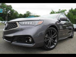 2020 Acura TLX for sale at Rockland Automall - Rockland Motors in West Nyack NY