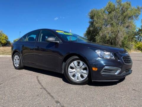 2015 Chevrolet Cruze for sale at UNITED Automotive in Denver CO