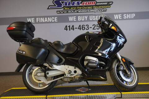 1999 BMW R1100RT for sale at Southeast Sales Powersports in Milwaukee WI