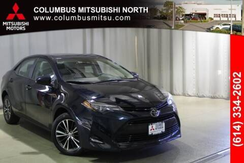 2018 Toyota Corolla for sale at Auto Center of Columbus - Columbus Mitsubishi North in Columbus OH