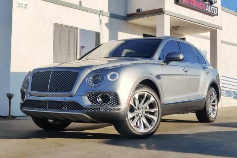 2017 Bentley Bentayga for sale at Fastrack Auto Inc in Rosemead CA