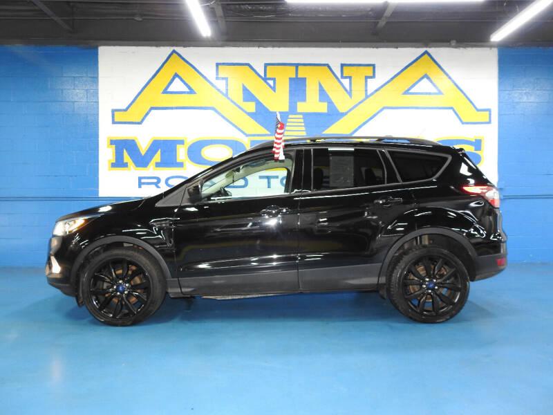 2017 Ford Escape for sale at ANNA MOTORS, INC. in Detroit MI