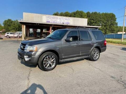 2015 Ford Expedition for sale at Greenbrier Auto Sales in Greenbrier AR