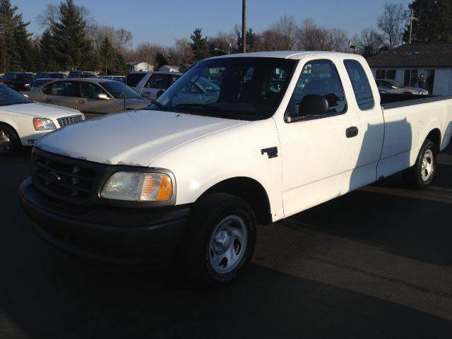 2003 Ford F-150 for sale at All State Auto Sales, INC in Kentwood MI