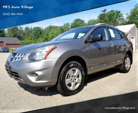 2014 Nissan Rogue Select for sale at PB'S Auto Village in Hampton Falls NH