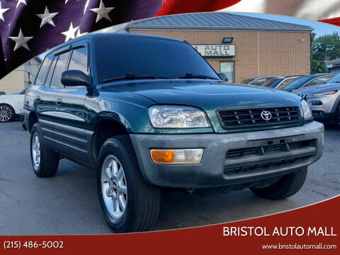 1998 Toyota RAV4 for sale at Bristol Auto Mall in Levittown PA
