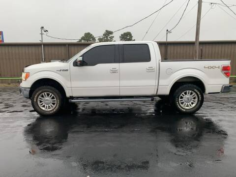 2013 Ford F-150 for sale at Smooth Solutions 2 LLC in Springdale AR