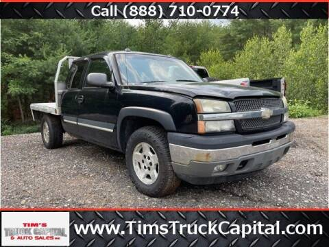 2005 Chevrolet Silverado 1500 for sale at TTC AUTO OUTLET/TIM'S TRUCK CAPITAL & AUTO SALES INC ANNEX in Epsom NH