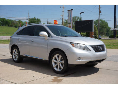 2010 Lexus RX 350 for sale at Sand Springs Auto Source in Sand Springs OK