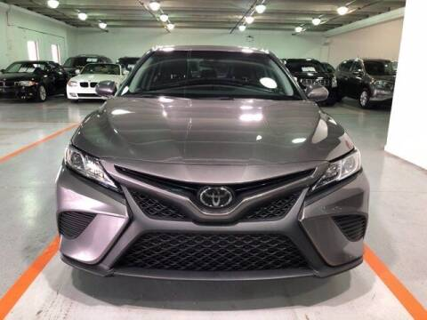 2018 Toyota Camry for sale at Monster Cars in Pompano Beach FL