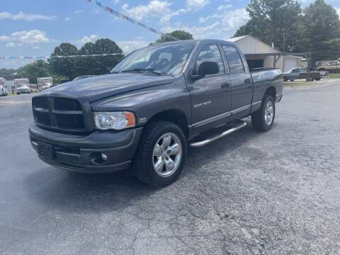 2004 Dodge Ram Pickup 1500 for sale at EAGLE ROCK AUTO SALES in Eagle Rock MO